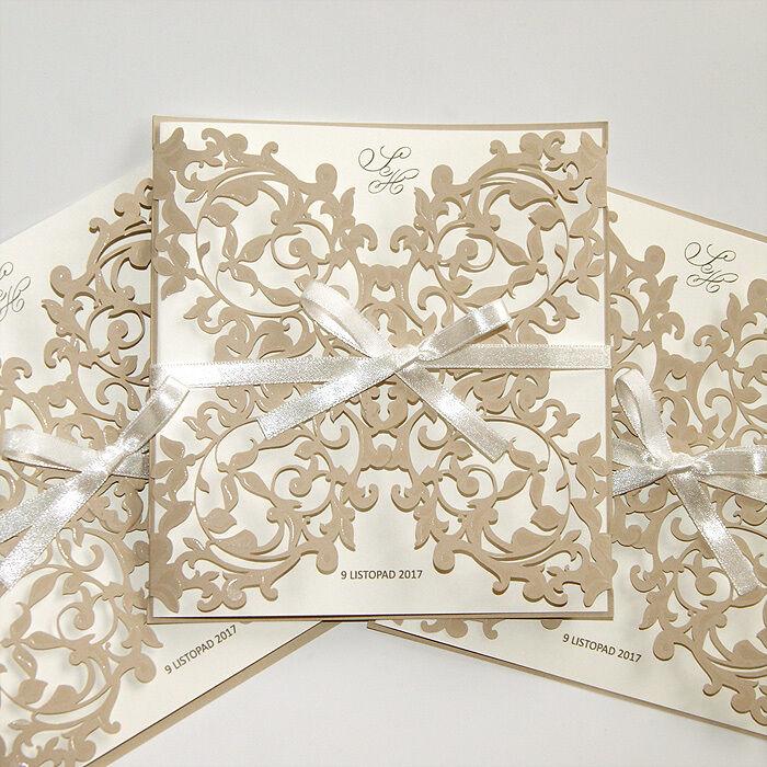 Einladungskarten Hochzeit FE113E FE113E FE113E mit Umschlag  Hochzeitseinladungskarte | Abgabepreis  d95226