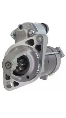 Starter Fits 2002 2003 2004 2005 2006 2.0L Acura RSX 9742809-328 DSDH9 SND0542