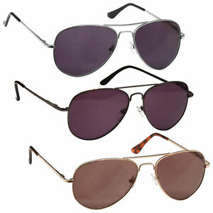 Image is loading UV-Reader-Sun-Readers-Reading-Glasses-Aviator-Style- 3bcda55950