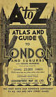 London Street Atlas by Geographers' A-Z Map Company (Paperback, 2008)