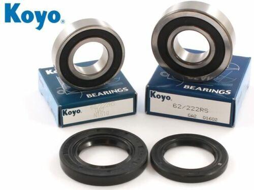 Yamaha YZ 125 2000 Genuine Koyo Rear Wheel Bearing /& Seal Kit