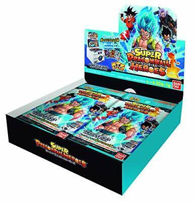 In Stock BANDAI Super Dragon Ball Heroes Big Bang 3 Booster Pack BOX From Japan