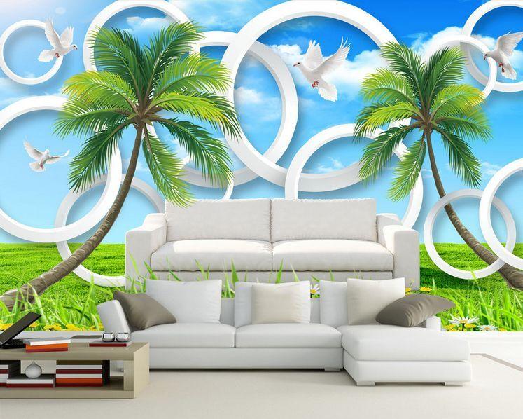 3D árbol Círculo Sky 328 Impresión Papel Papel Papel Pared Calcomanía Pared Murales AJ Wallpaper GB 705dc4