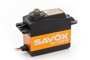 Savox-sc-1258tg-Servo-Producto-Nuevo-emb-orig