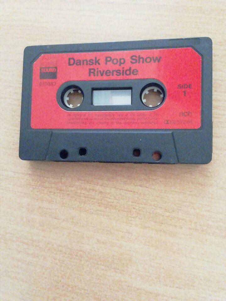 Bånd, Riverside, Dansk pop show