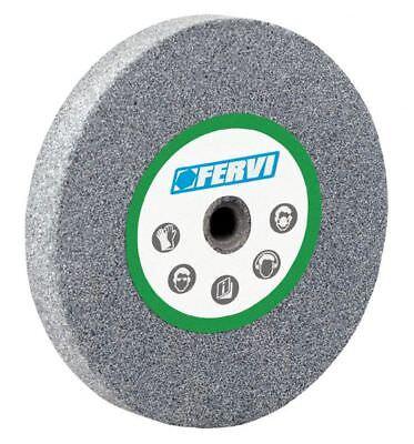 10 Dischi abrasivi lamellari FERVI P40 DN6300 Flap Zirconio per smerigliatrice