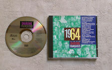 CD AUDIO DISQUE FR/LES PLUS BELLES CHANSONS FRANÇAISES -1964 VARIOUS ARTISTS 96