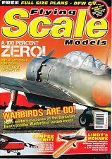 FLYING SCALE MODELS December 2011 DFW C.V PLANS Warbirds CLA 7 SWIFT @NEW@