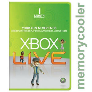 Microsoft-Xbox-One-360-1-Month-Live-Gold-Membership-Card-FAST-DISPATCH