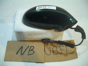 MX5  Spiegel Grün 18J Piniengrün Beifahrerseite  E-Spiegel  rechts  NB NBFL 5513