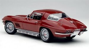1-1965-Corvette-Chevy-Built-Sport-Car-Vette-Vintage-18-Race-24-Carousel-Red-12