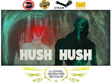 Hush Hush - Unlimited Survival Horror PC Digital STEAM KEY - Region Free