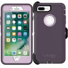 new york da4f2 b059a Authentic OTTERBOX Defender for Apple iPhone 7 / 8 Plus Model Purple Nebula