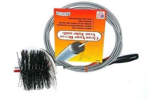 Brushtech B68C BR013 Dryer Vent Duct Cleaning Brush 10 Ft.