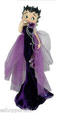 "Betty Boop 12"" Tassel Doll w/ Certificate Limited Resin Night Dress"