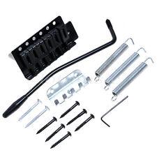 Set Black Metal Electric Guitar Tremolo Bridge Bar For Fender Strat Stratocaster