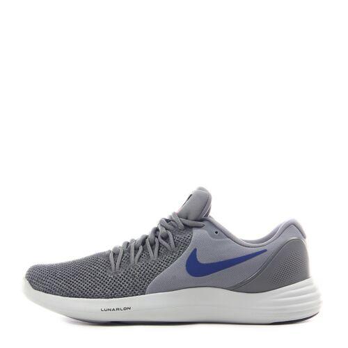 908987 005 Nike Nib Tennis Apparent Lunar Scarpe Blu Uomo Taglie Grigio Da ycWcTR