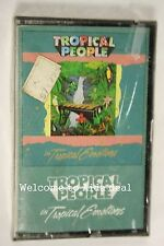 Tropical People by Tropical People (1992)Label: Sony U.S (Audio Cassette Sealed)