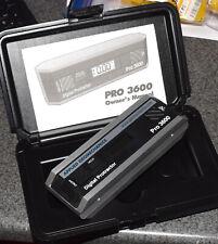 Mitutoyo Digital Protractor Pro 3600