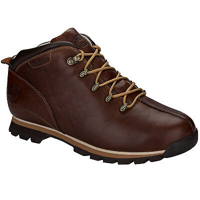 Mens Timberland Splitrock Hiker Boots In Brown From Get The Label