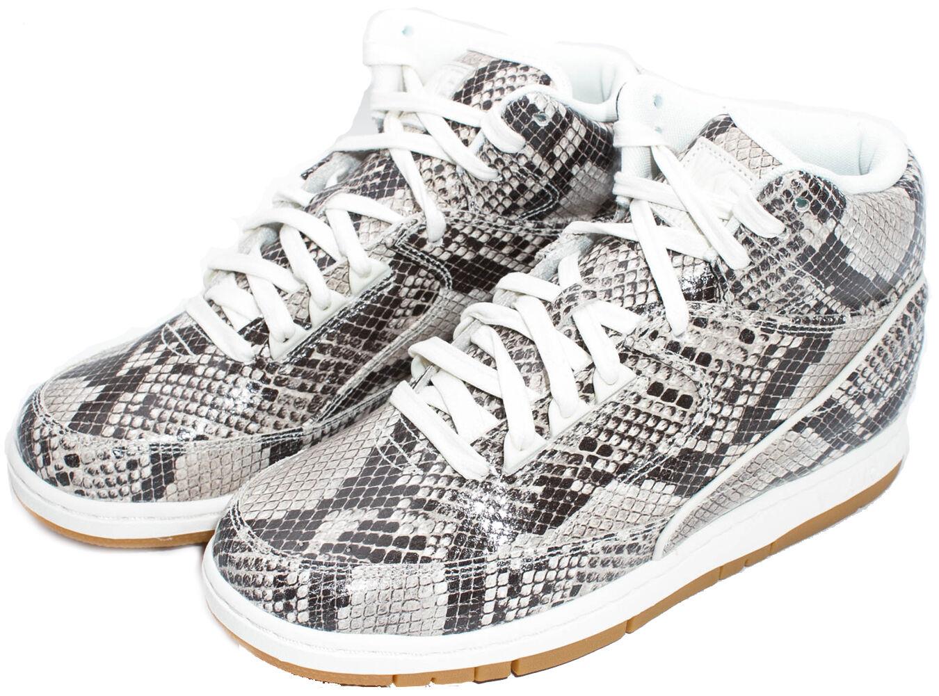Nike Luft Python Premium Schuhe hell braun / leicht Stein / Segel 705066-201