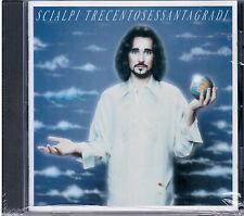 """SCIALPI  """"TRECENTOSESSAGRADI""""  CD1992 BMG RARO NUOVO SIGILLATO"""