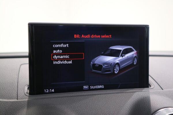 Audi A3 1,0 TFSi 116 Sport Sportback billede 8