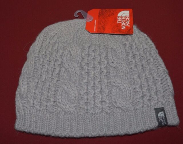 4d66024c9 The North Face Cable Minna Beanie - Metallic Silver One Size