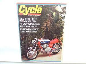 Sept 1979 Cycle Magazine Honda CB750K Yamaha YZ400F Motocross Harley B5115