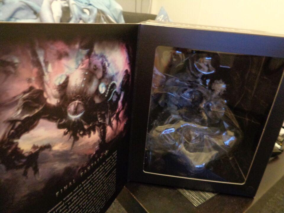 Final Fantasy Omega Figur, MMORPG