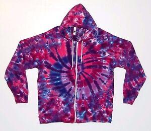 Adult tie dye sweatshirt consider