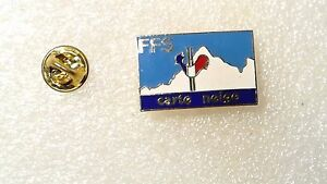 PIN-039-S-FEDERATION-FRENCH-SKI-CARD-SNOW