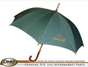 Umbrella-24-034-in-Green-with-jaguar-logo
