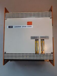 GroßZüGig Aeg Cp80-a200 v Reines Und Mildes Aroma Aeg Logistat Typ: A 206