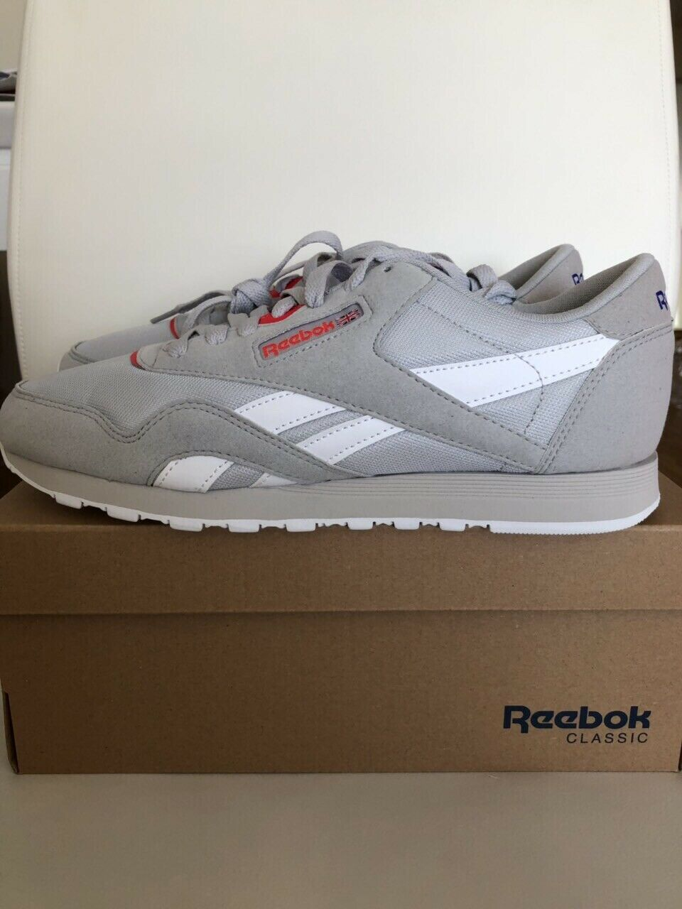 SNEAKERS CLASSIC LACE-UP  REEBOK