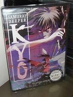 Samurai Deeper Kyo: Complete Collection (dvd) Tv Series Perfect, Brand