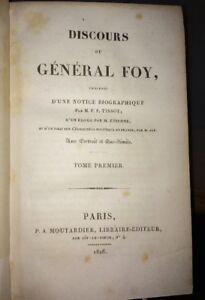 GENERAL-FOY-Discours-EDITION-ORIGINALE-1826