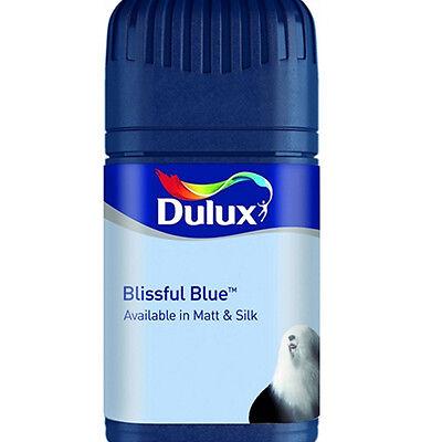 Dulux Emulsion Tester Blissful Blue 50ml