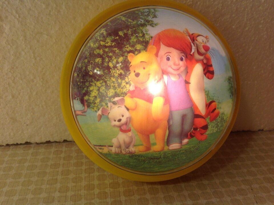 Andet, Ældre Disney Vågelampe Væglampe Pynt Samlinger,