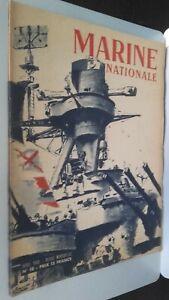 La Revista Náutico Marino Militar N º 18 Abril 1946 Buen Estado
