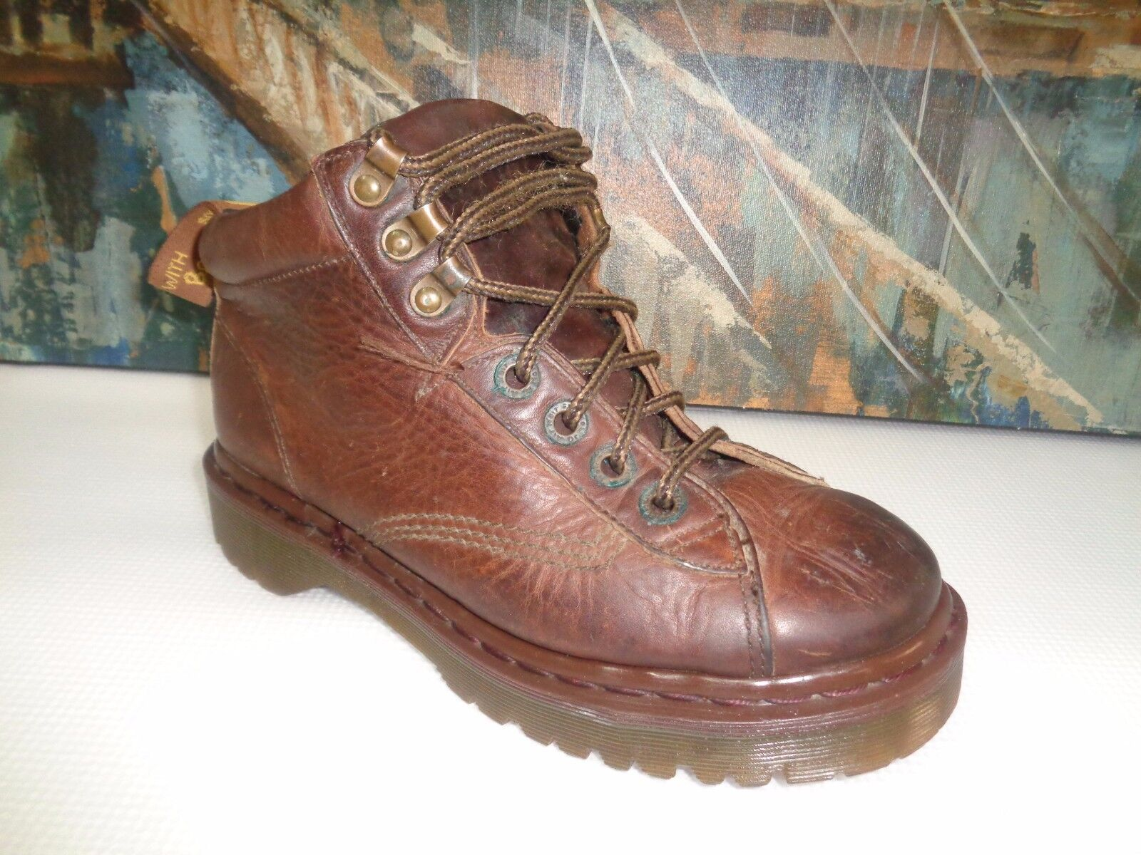 Dr Doc Martens 8287 Hiking Ankle Air Wair WomensUK sz 4.5-5  US 6.5-7