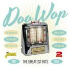 Doo Wop: The Greatest Hits 1961-1962 by Various Artists (CD, Sep-2014, 2 Discs, Jasmine Records)