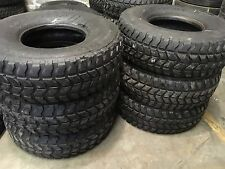 37X12.50R16.5 Wrangler MT  Military Tires 50-75%+ Tread