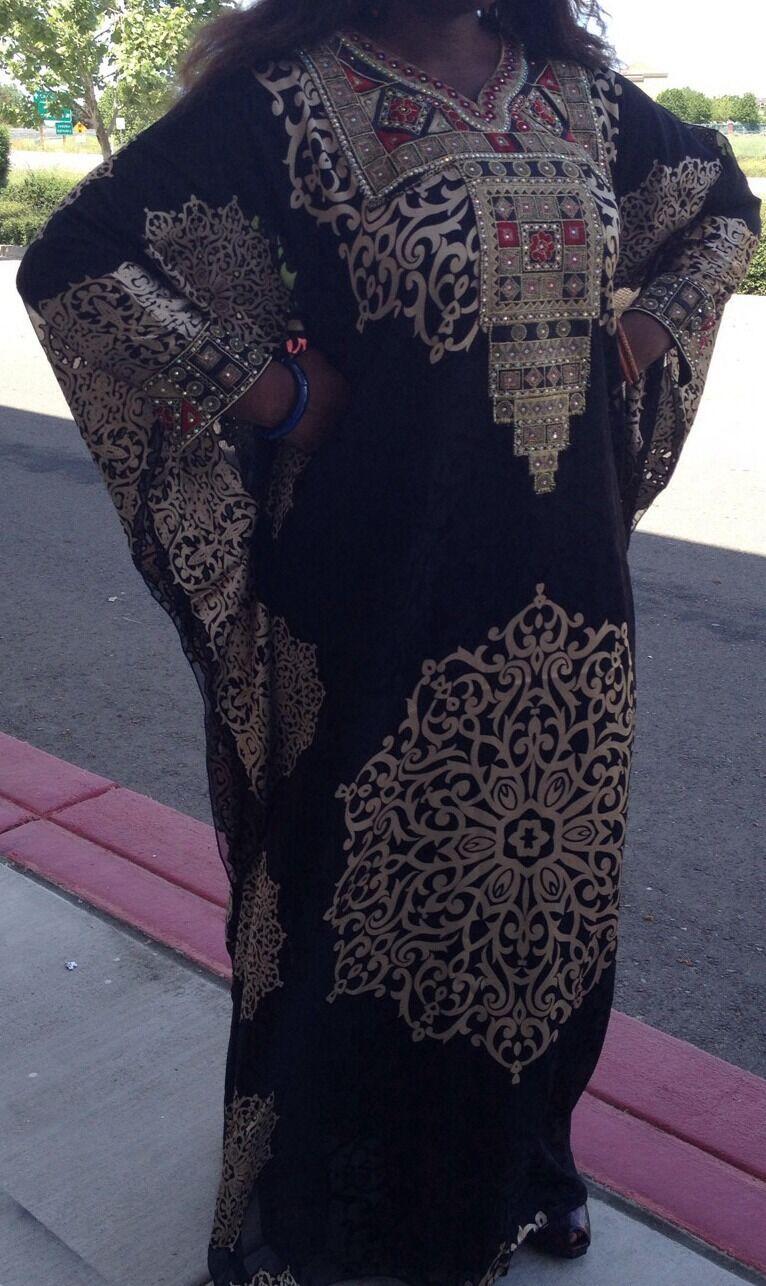 DUBAI KAFTAN ABAYA KHALEEJI WEDDING DRESS