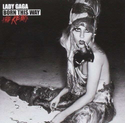 1 of 1 - Lady Gaga - Born This Way - The Remix - Lady Gaga CD 4QVG The Cheap Fast Free