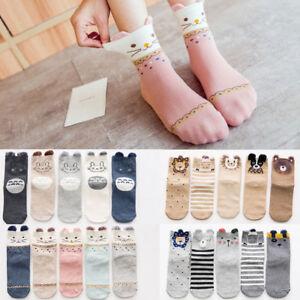 Cute-Lovely-3D-Cartoon-Animal-Zoo-Women-Socks-Ladies-Girls-Cotton-Warm-Soft-Sox