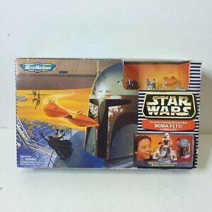 VINTAGE-1996-Star-Wars-Micro-Machines-BOBA-FETT-CLOUD-CITY-Set-65816-NEW