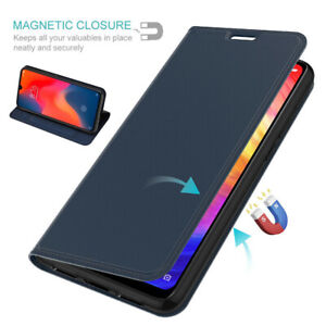 For Xiaomi Mi 9T Pro 9 SE 8 Lite Flip Leather Magnetic Wallet Stand Case Cover