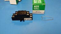 (1 Pc) R95-110 Nte Conn Relay Socket Skt 8 Pos Screw St Smd