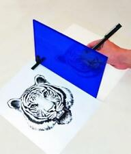 DRAWING REFLECTOR, It reflects picture onto a blank sheet of paper, then trace